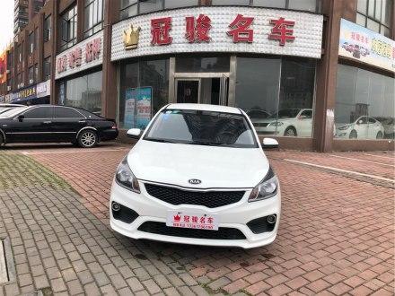 起亚K2 2017款 三厢 1.4L MT GLS