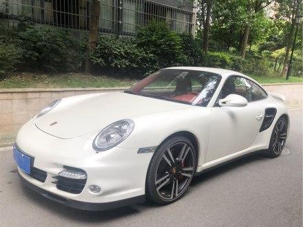 保时捷911 2010款 Turbo 3.8T