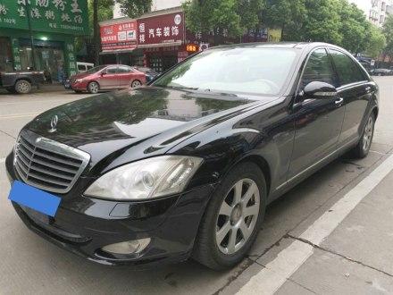 奔驰S级 2006款 S 350