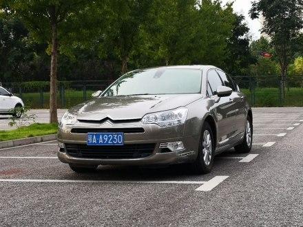 雪铁龙C5 2012款 2.0L 自动尊享型