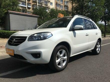 科雷傲(进口) 2012款 2.5L 两驱舒适导航版