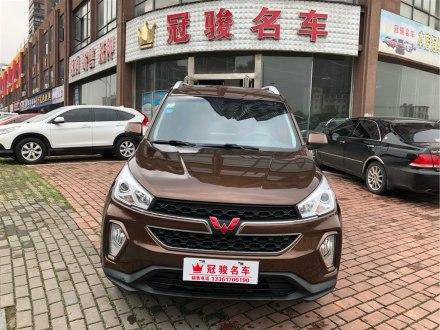 五菱宏光S3 2018款 1.5T 手动豪华型