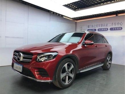 奔�YGLC 2017款 GLC 260 4MATIC 豪�A型