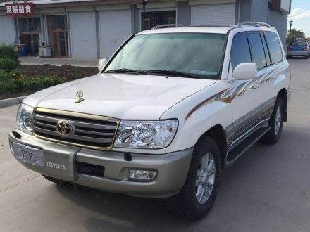 兰德酷路泽 2005款 4.7L 自动GX-R