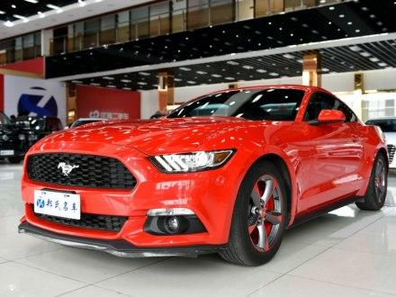 Mustang 2015款 美规版