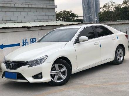 锐志 2013款 2.5V 菁锐版