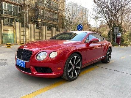 �W� 2012款 4.0T GT V8