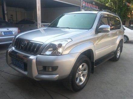 普拉多(进口) 2004款 GX 2.7自动车型