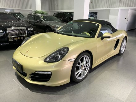 Boxster 2015款 Boxster Style Edition 2.7L
