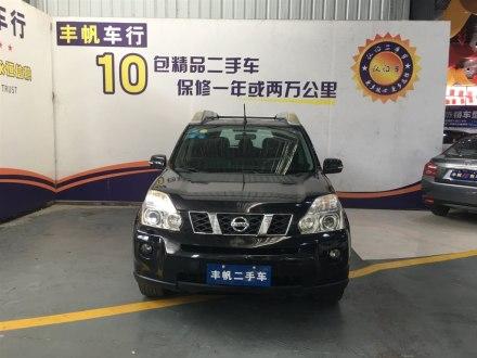 奇骏 2008款 2.5L XV CVT 4WD