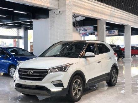 北京�F代ix25 2017款 1.6L 自�又悄苄�