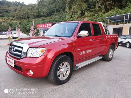 威虎 2014款 2.8T�沈�柴油豪�A型