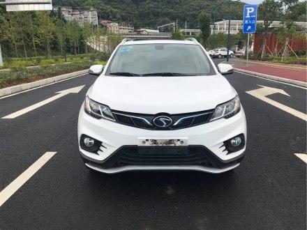 东南DX3 2016款 1.5T CVT旗舰型
