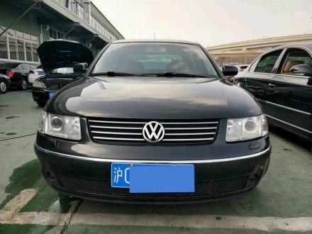 帕萨特 03款 2.8 V6 自动挡