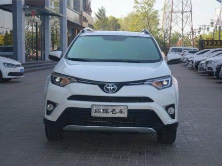 RAV4荣放 2016款 2.0L CVT四驱新锐版