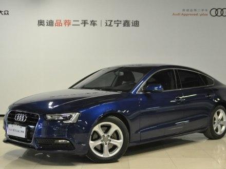 奥迪A5 2016款 Sportback 45 TFSI