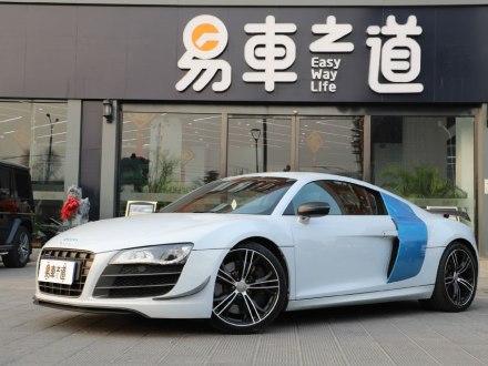奥迪R8 2013款 5.2 FSI quattro 中国专享型