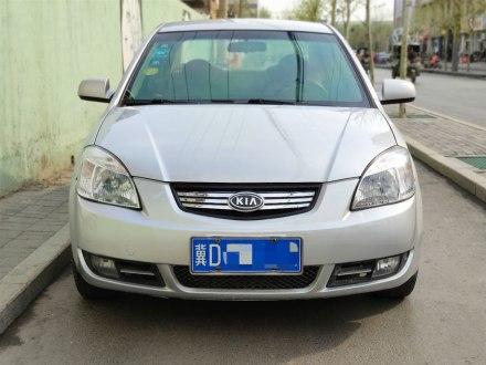 锐欧 2007款 1.4L MT GLS