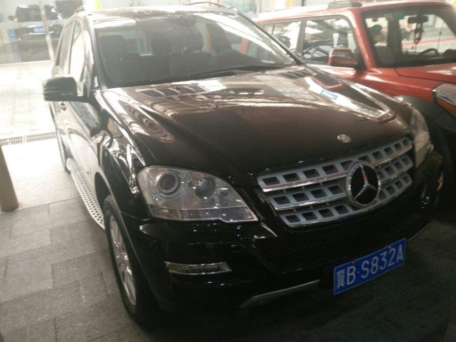 奔驰m级 2010款 ml 300 4matic