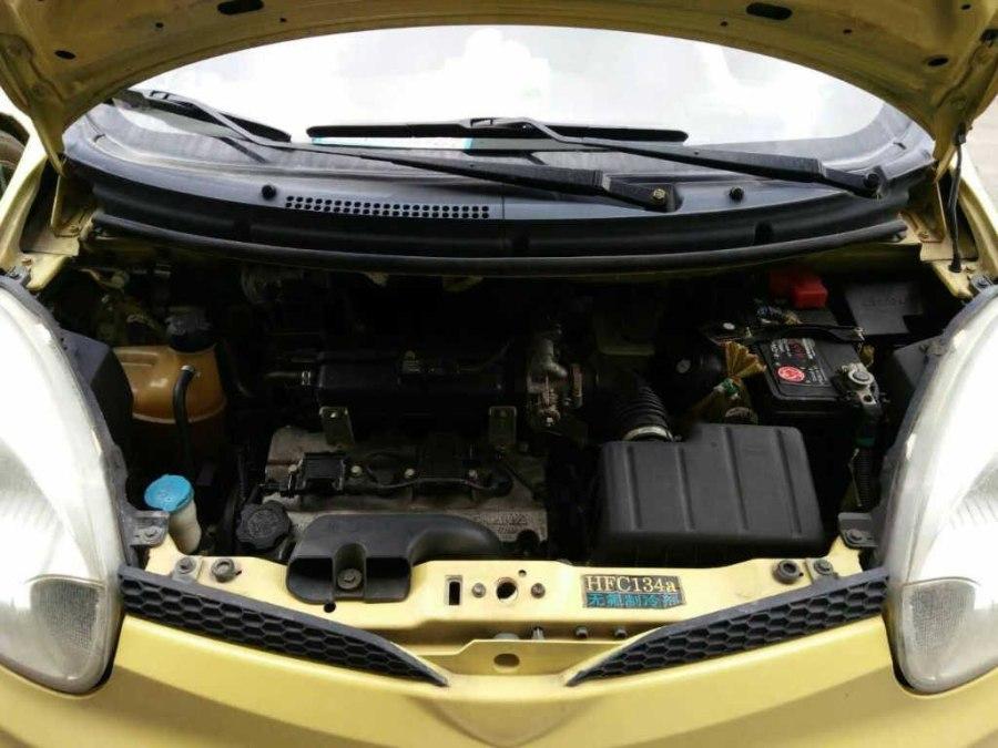 2010款 奔奔mini 1.0l 手动 标准型图片