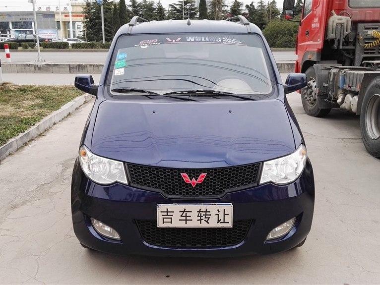 五菱宏光 2010款 1.4l 豪华型图片