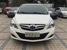 北京汽车E系列 2013款 三厢 1.5L 手动乐天版