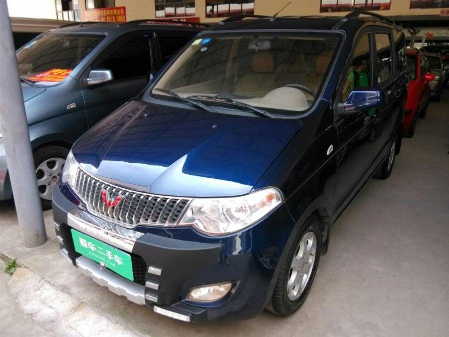 五菱宏光 2010款 1.4l 标准型图片