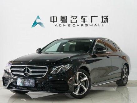 奔�YE� 2017款 E 300 L �\�雍廊A型