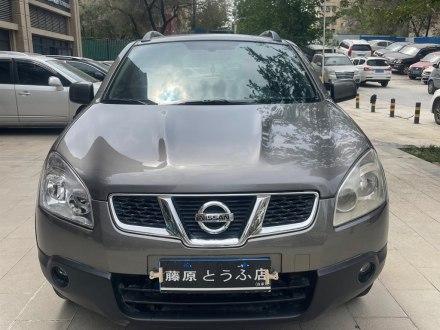 新疆二手逍客 2012款 2.0XL 火 CVT 2WD