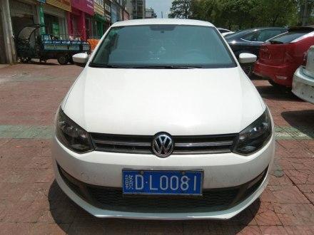 Polo 2013款 1.6L 自�邮孢m版