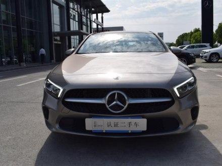 奔驰A级(进口) 2019款 A 200 动感型