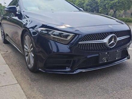奔�YCLS� 2018款 CLS 300 豪�A型