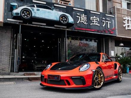 保�r捷911 2018款 GT3 RS 4.0L