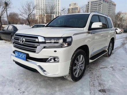 兰德酷路泽(进口) 2016款 4.6L 中东版