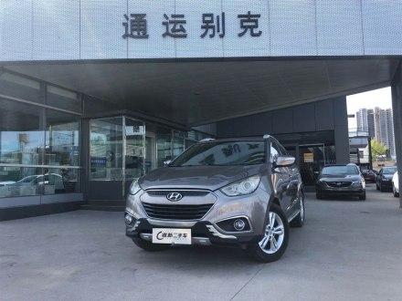 北京�F代ix35 2013款 2.0L 自��沈�智能型GLS ��V