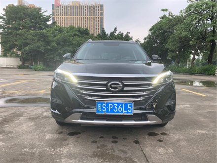 传祺GS5 2019款 270T 自动豪华版