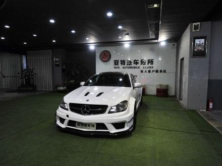 奔�YC�AMG 2012款 AMG C 63 Coupe �痈行�