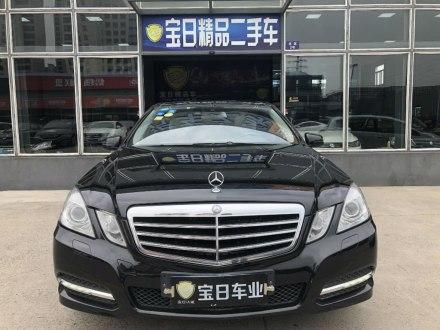 奔�YE� 2012款 E 300 L �r尚豪�A型