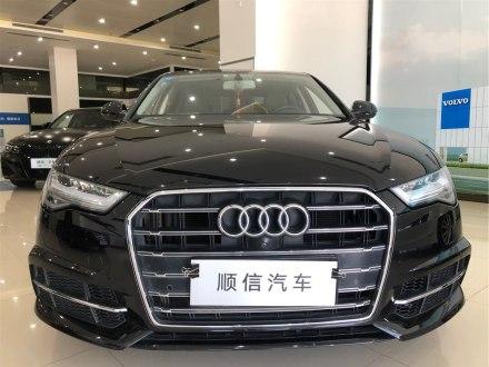 湖南二手�W迪A6L 2018款 30周年年型 30 FSI �L尚型
