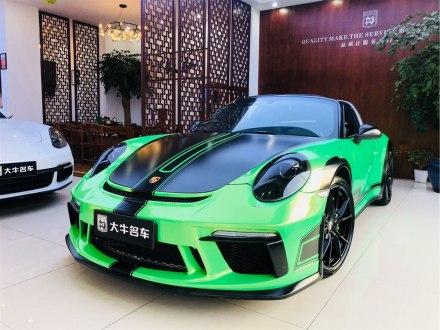 保�r捷911 2016款 Targa 4 3.0T