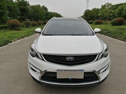 帝豪GS 2016款 �\�影� 1.8L 自�宇I尚型