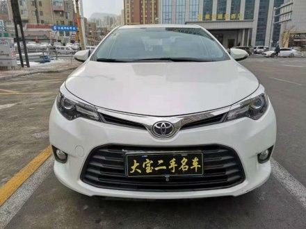 雷凌 2014款 1.6G CVT精英版
