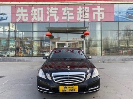 奔�YE� 2013款 E 260 L CGI�r尚型