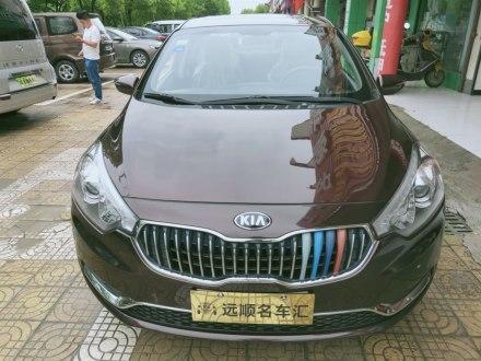 起��K3 2013款 1.6L 自��Premium