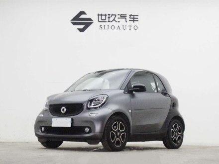 smart fortwo 2016款 1.0L 灰行侠特别版