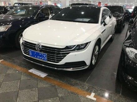 一汽-大�CC 2019款 330TSI 魅�版 ��V
