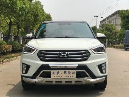 北京�F代ix25 2015款 1.6L 自��沈�尊�F型DLX