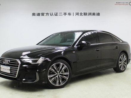 奥迪A6L 2019款 45 TFSI quattro 臻选致雅型
