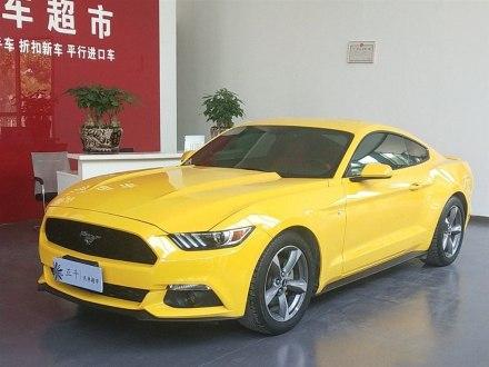 Mustang 2015款 2.3T 50周年�o念版