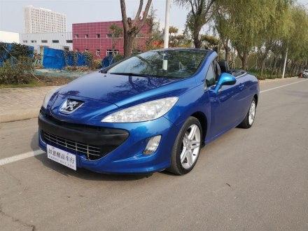 标致308(进口) 2009款 1.6T CC 自动豪华型